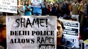 shame delhi police