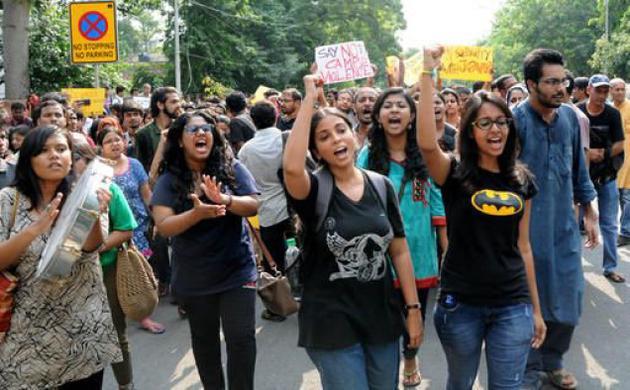 jadav protest police violence