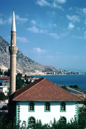 128-6.1 Yeni Mah. mosque