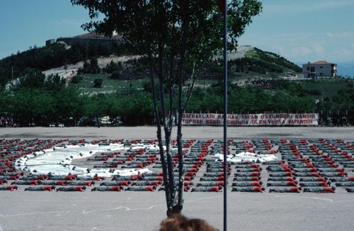 140-1974 19 May human flag