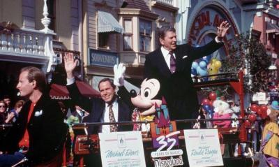 Ronald-Reagan-Disney
