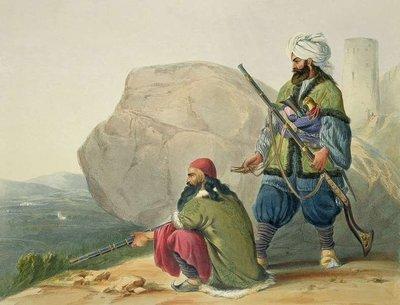Afghan Resistance, 1842