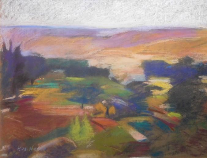 Yabroud Pastel